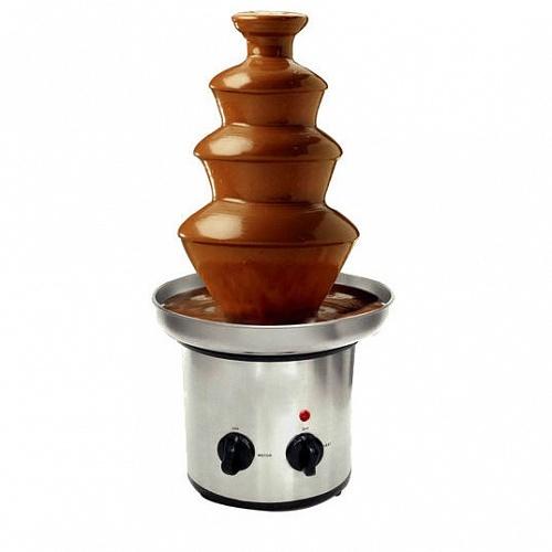 Кухонная техника Шоколадный фонтан-фондю Chocolate Fondue Fountain (4 яруса) 62b3b85583f690e2d577bc831a692459.jpg