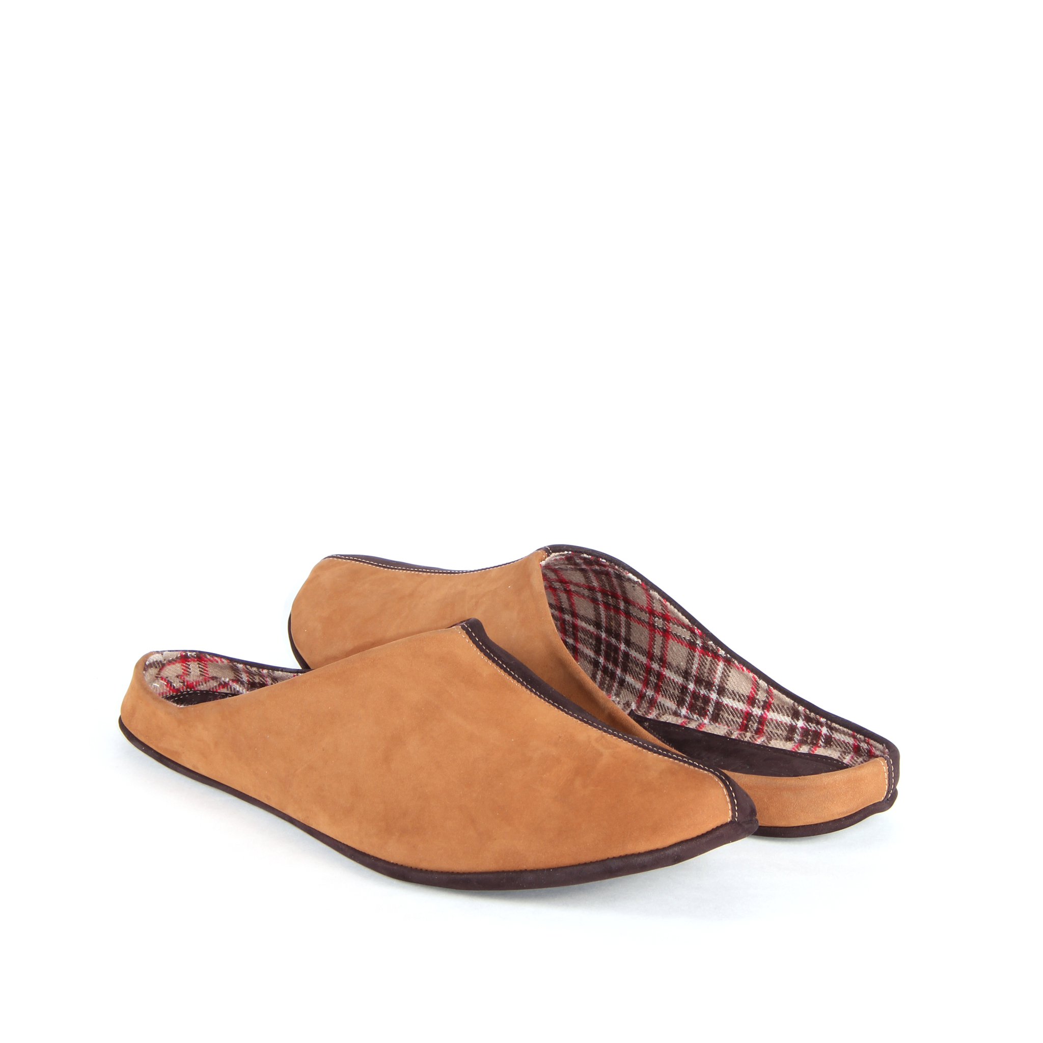 777137 туфли домашние мужские охра больших размеров марки Делфино