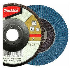 Лепестковый шлифовальный диск Makita Z120 115 мм