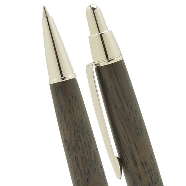 Шариковая ручка Mitsubishi Pure Malt Oak Wood Premium Edition SS-2005
