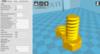 3D-принтер Mankati Fullscale XT