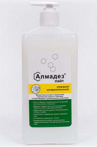 Алмадез-лайт, 1 л., насос-дозатор