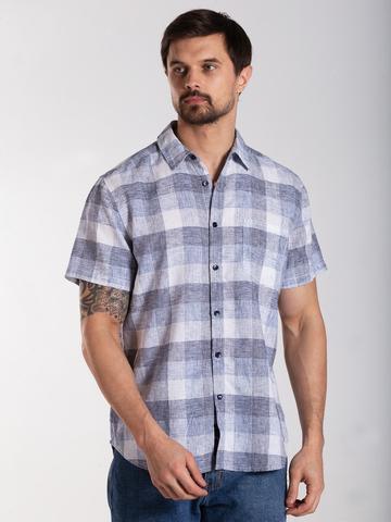Рубашка к/р муж.  M012-09B-74CR GOA