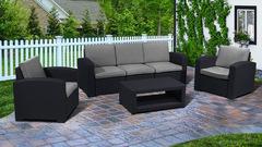 Комплект мебели IDEA LUX FIVE (Brown)