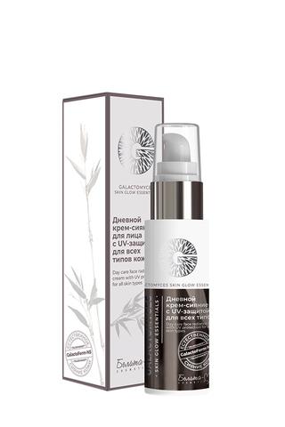 Белита М GALACTOMYCES Skin Glow Essentials Дневной крем-сияние д/лица с UV-защитой 50г