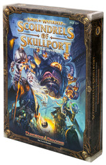 Dungeons and Dragons Boardgame: Lords of Waterdeep: Scoundrels Of Skullport / Подземелья и драконы: Лорды Глубоководья. Проходимцы Скаллпорта