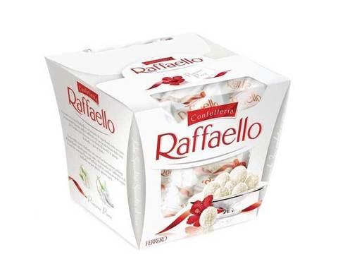 Конфеты с миндалем Raffaello