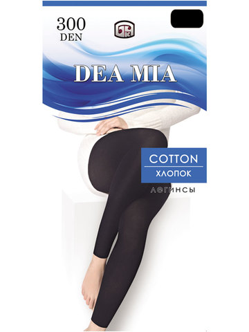 Легинсы Cotton 300 XXL Dea Mia