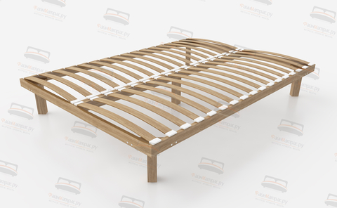 Основание для кровати Sontelle Latts Plus 1 с ножками
