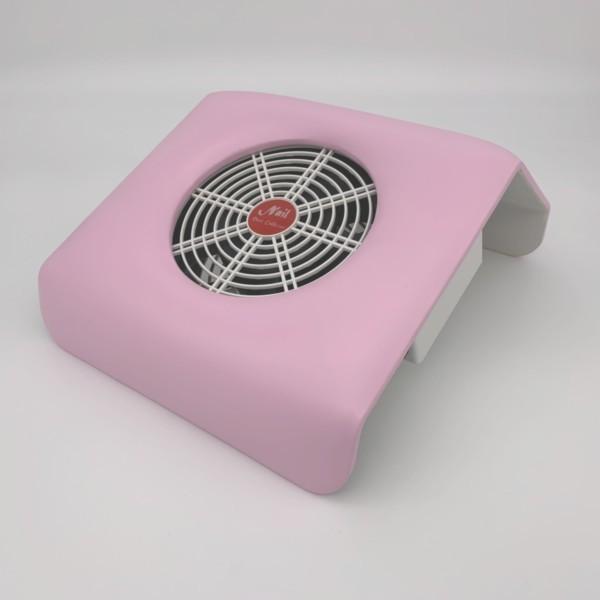 Вытяжка для маникюра малый , розовый фото