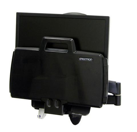 Кронштейн Ergotron 200 Series Combo Arm, черный (45-230-200)