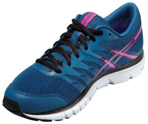 Женские беговые кроссовки Asics Gel-Zaraca 4 (T5K8N 5335) синие
