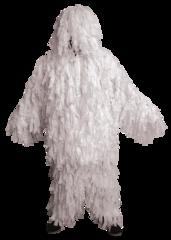 Костюм маскировочный Лавина / трикотажное полотно / белый