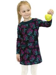 320И-2 платье детское, цветное