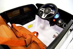 Mercedes E009KX Электромобиль детский avtoforbaby-spb
