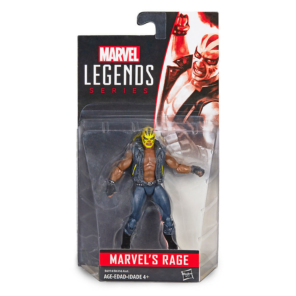 Фигурка Ярость (Marvel's Rage) Marvel Legends