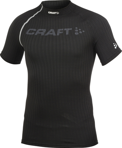 Термобелье Футболка Craft Active Extreme Black мужская распродажа