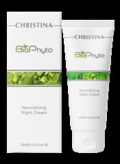 Bio phyto normalizing night cream - Нормализующий ночной крем