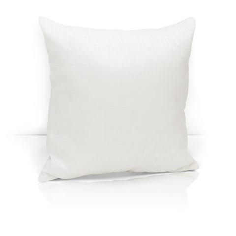 Подушка декоративная из двустороннего жаккарда Домино белый