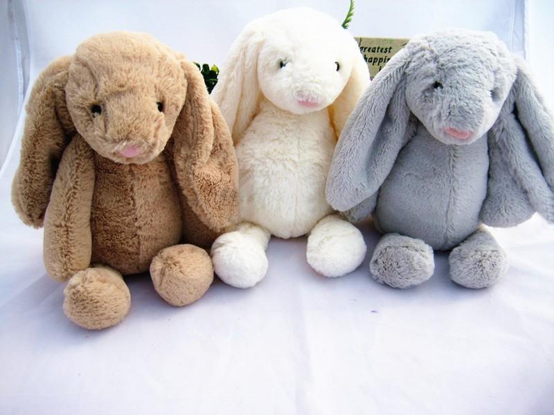 Bunny Rabbit Toys Plush - 45см