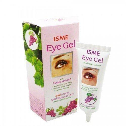 Isme Eye Gel Гель для кожи вокруг глаз c виноградной косточкой, 10 мл