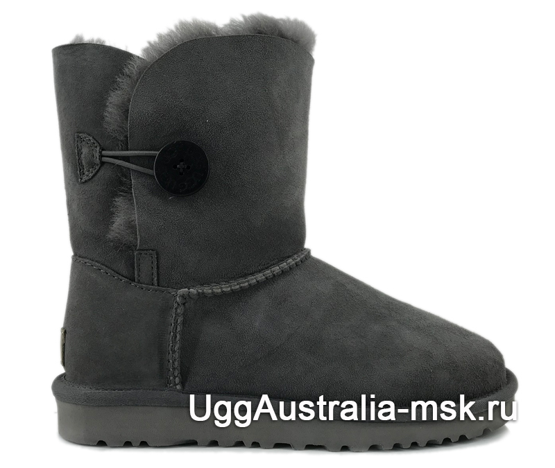 UGG Bailey Button II Grey
