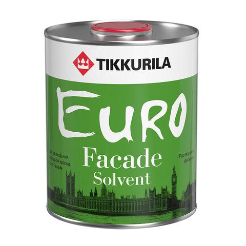Tikkurila Euro Facade Solvent/Тиккурила Евро Фасад Солвент растворитель фасадный