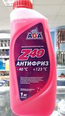 Антифриз AGA Красный 1л