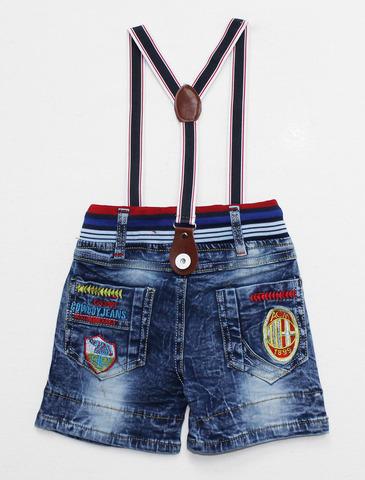 Шорты для мальчика джинс