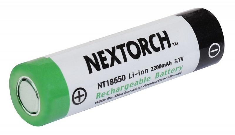 Фонарь тактический NexTorch