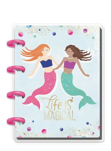 Блокнот Micro Happy Notes™ - Memo Book - Magical Mermaid - 7,6х10,2 см