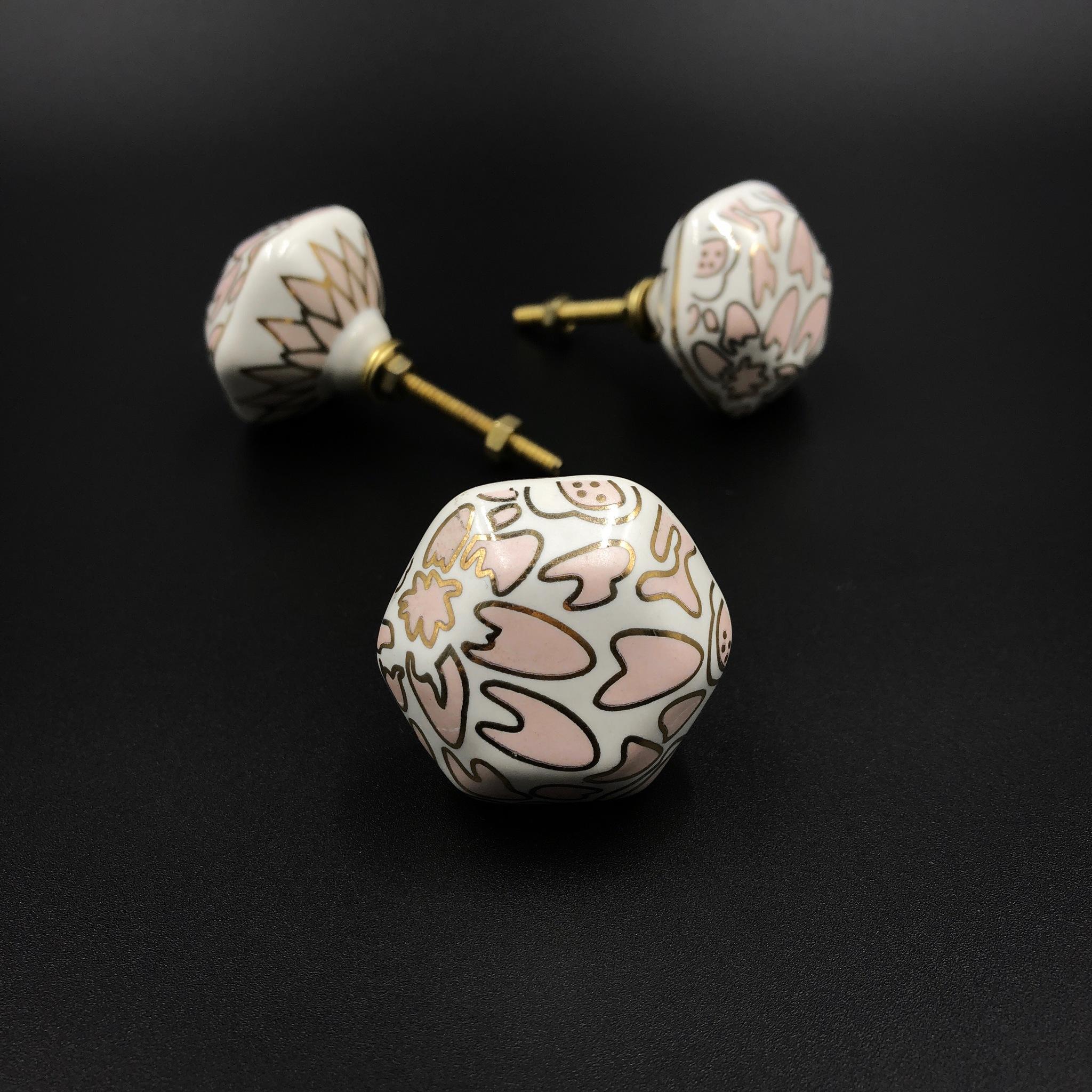 Натуральный камень Ручка кнопка  A14 IMG_0968.JPG