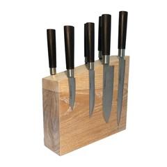 Магнитная подставка под ножи Woodinhome KS004SOW