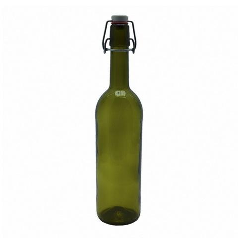 Бутылка с бугельной пробкой 0,75 л