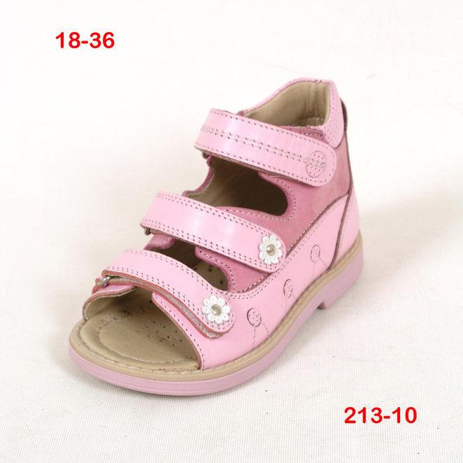Корректирующие сандалии для девочек