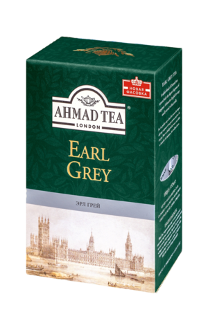 Ahmad tea Earl grey, 100 гр