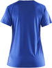 Женская футболка для бега крафт Prime Run Blue (1903176-1335) фото