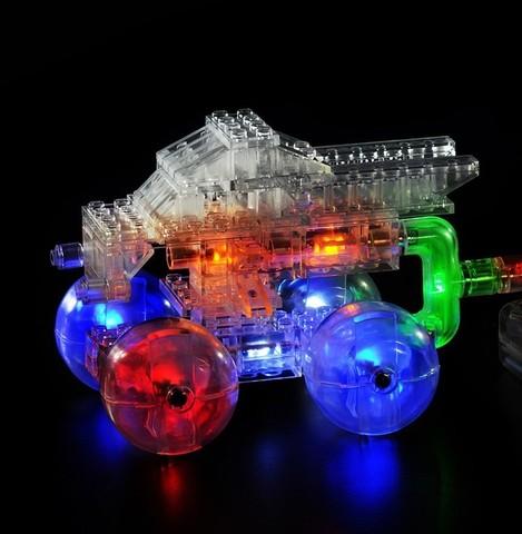 Конструктор «Машина» 12 в 1 от Laser Pegs (870)