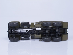 KRAZ-255 AC-8.5 metal chassis khaki Start Scale Models (SSM) 1:43