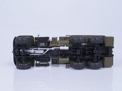 KRAZ-255 AC-8.5 metal chassis khaki Start Scale Models (SSM) 1:43