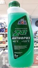 Антифриз AGA Зеленый 1л