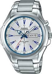Мужские японские наручные часы Casio MTP-E200D-7A2VDF