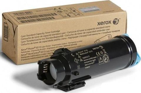 106R03485 - Тонер-картридж голубой (2,4K) Phaser 6510/ WC 6515