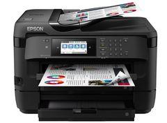 МФУ Epson WorkForce WF-7720DTWF