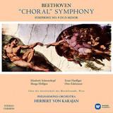Herbert von Karajan, Philarmonia Orchestra / Beethoven: Symphony No. 9 'Choral' (2LP)
