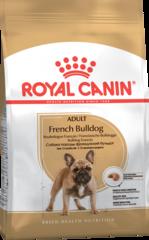 Корм для взрослых собак породы французский бульдог, Royal Canin French Bulldog Adult