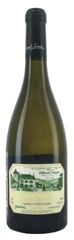 Вино Шабли Кюве Тэт д'Ор геогр. наим. 2012 белое сухое 0,75 л  12,5% Франция