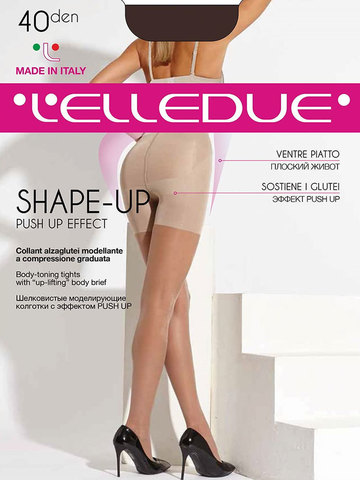 Колготки Shape-Up 40 Elledue