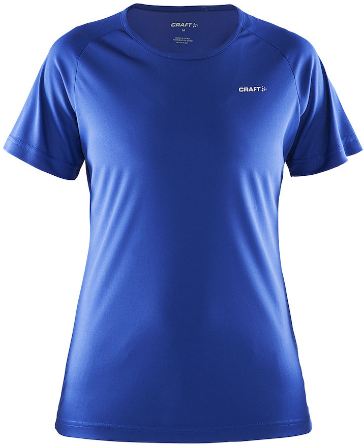 Женская футболка для бега Craft Prime Run Blue (1903176-1335)