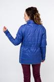 Куртка 04796 синий